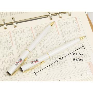 Ventes directes d'usine toutes sortes de stylo en métal escamotable
