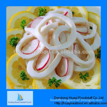 Supply whole sale good quality IQF frozen squid ring
