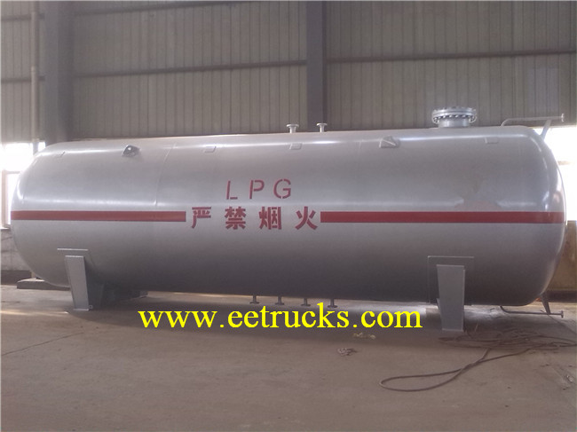 12 TON Liquid Ammonia Tanks