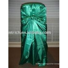 Universal chair cover,satin chair cover,bag/self-tie chair covers