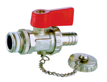 J2019 brass isolated ball valve
