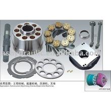 Linde HPR de HPR75, HPR130, HPR100, HPR140, bomba de pistón hidráulica de HPR160 piezas de repuesto
