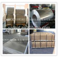 Pacote de alimentos folha de alumínio 1100 fabricado na China