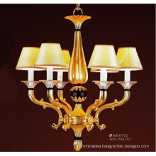 Hot selling traditional metal supporting art lighting arms chandelier LT-5180