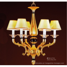Venda quente de metal tradicional apoio arte iluminação braços lustre LT-5180