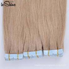 Large Stock Top Quality Virgin Brazilian Hair 100% Remy Human Double Drawn Tape Hair Extensions