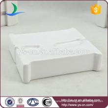 YSb40089-01-sd Die englische Alphabet Design Keramik Dusche Seife Gericht