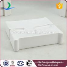 YSb40089-01-sd Мыльница с керамическим мылом для дизайна английского алфавита