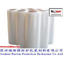 VCI high stretch poly film for gas boiler