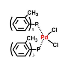DICHLOROBIS(TRI-O-TOLYLPHOSPHINE)PALLADIUM(II) CAS 40691-33-6
