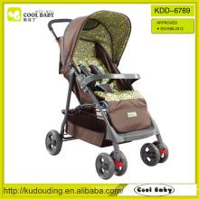 Carrinho de bebê quente das vendas do fabricante com rodas grandes
