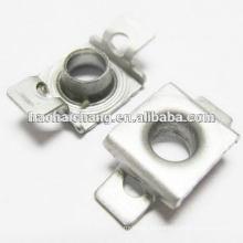Estampación de contactos de soldadura de plata para calentador de agua eléctrico Midea