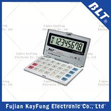 8/10/12 Digits Flippable Pocket Size Calculator (BT-1000)