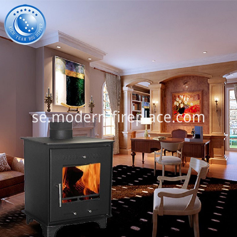 Screen Of Modern Custom Wrought Iron Fireplace