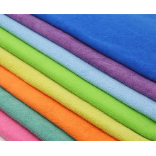 Scratch Free Clean Warp Knitted Microfiber Towels