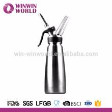 New Distributeur de crème fouettée en acier inoxydable - Professional Whipper - 1 Pint Large - Top Vendeur