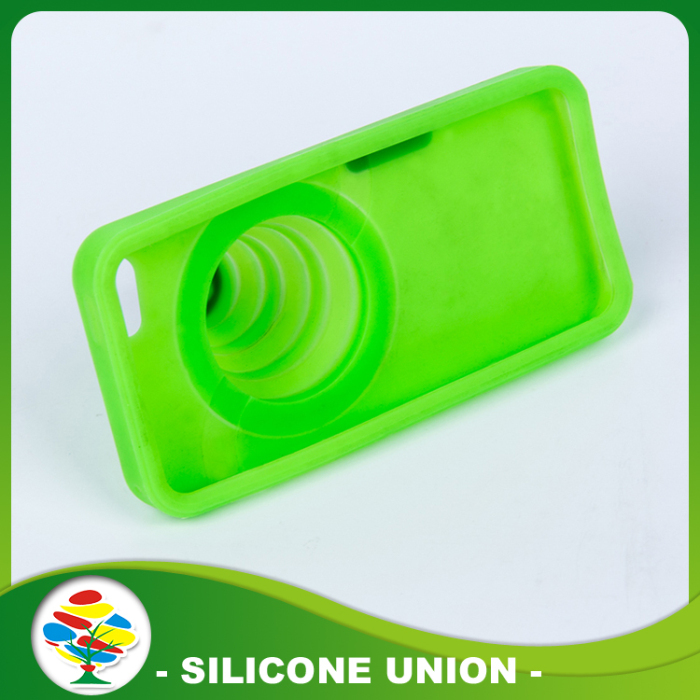 Custom Colorful Silicone Cell Phone Case