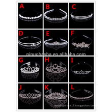 Briliant Women Wedding Party Hair Accessories Head Crown For Bride Wedding Party Accessories NB1006
