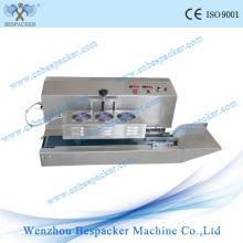 Автоматическая Непрерывная Машина Запечатывания Индукции Пластиковая Бутылка