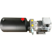 Mini Hydraulic power pack for dock leveller