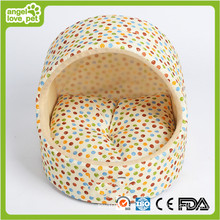 Handgemachtes Hundebett, Indoor Dog House Bed (HN-pH559)