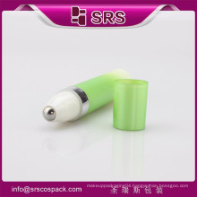 manufacturer plastic roller ball bottle ,high quality 10ml cream roll on bottle for personal care