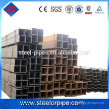 2016 Nouveaux produits tube carré en acier au carbone q235