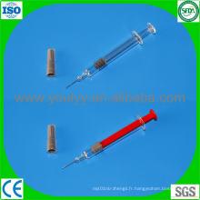 1 ml de seringue préremplie à long terme