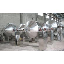 Secador de vácuo químico rotativo