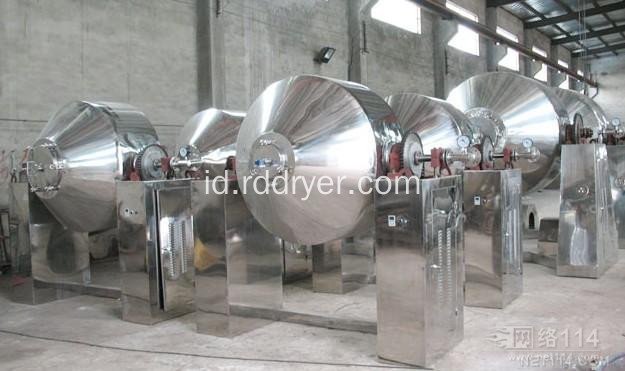 Mancozeb Powder Double Vacuum Dryer