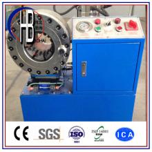 Fabricação profissional de friso da máquina da mangueira hidráulica do poder do Finn
