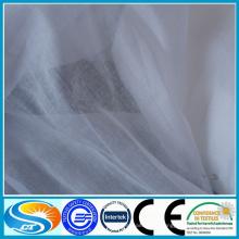 2015 Großhandel China Polyester Lace Voile Stoff für Frauen Kleid