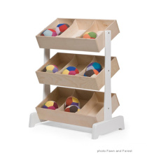 Retail/Store Wooden/MDF Pet Toys Display Holder/Shelf/Rack