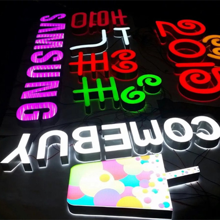 Advertising Led Signs