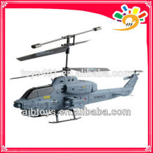 3.5 channel rc helicopter 2.4G Cobra RC Airplane emulation with gyro for sale