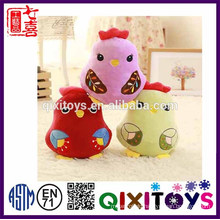 The latest creative water growing animal toy plush jumping toy