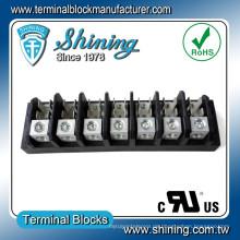 TGP-050-07A 50A 7 Pole Schnellanschluss Aluminium-Anschlussstecker