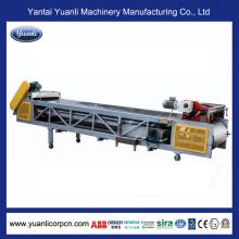Maquinaria trituradora de enfriamiento refrigerada por agua