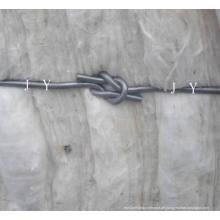 Quick Link Baumwollbolzen mit Einzel- / Doppelschleifen