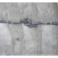 Quick Link Cotton Baling Wire with Single/Double Loops
