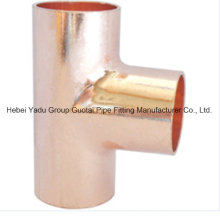 Professional Copper Weld Tees