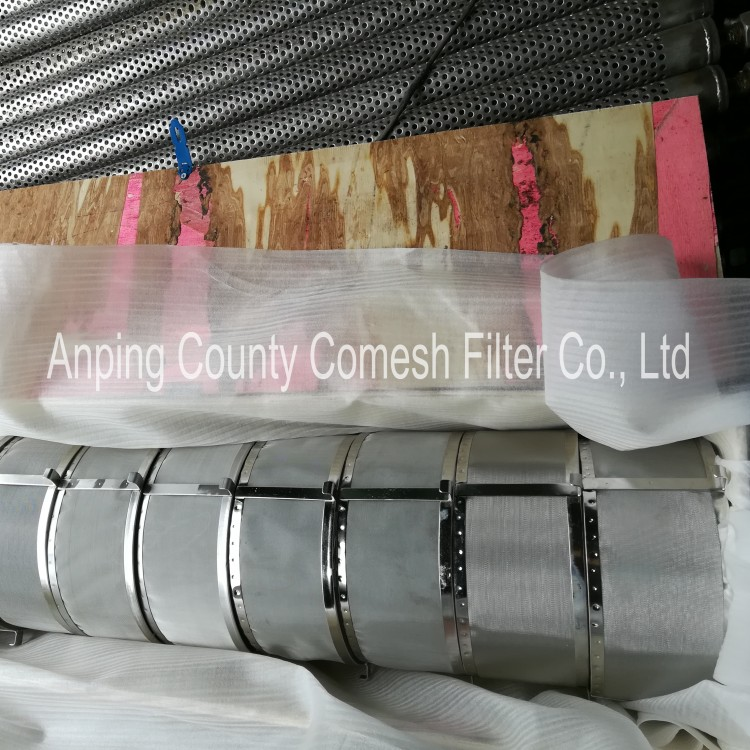 316 Stainless Steel Filter Tube