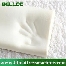 Fundición del OEM masaje almohada de espuma de memoria