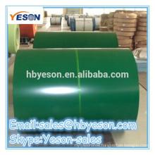 prepaint galvanized steel coil / prepainted galvanized steel coil