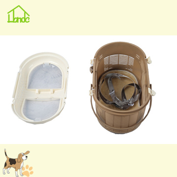 Plastic Travel Pet Carrier