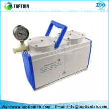 GM-1.0A Diaphragm Vacuum Pump Oil Free Vacuum Pump(Dual Head 60 L/min)