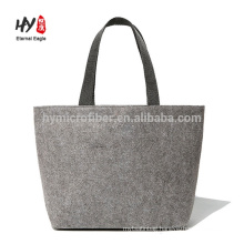 hot sale fashion convenient felt tote bag