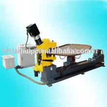 No Template Irregular Dished Head Folding Machine /No Template Irregular dished head edge Flanging Machinery