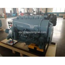 Motor F6L912 deutz 912 con embrague y polea