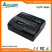Imprimante thermique portative de reçu de Bluetooth de position d'OCPP-M083 80mm avec l'affichage